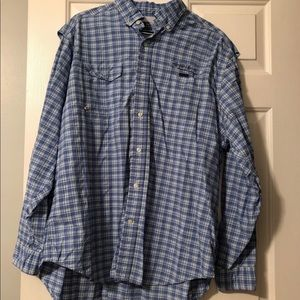 Men's Vineyard Vines Button Up Size XL